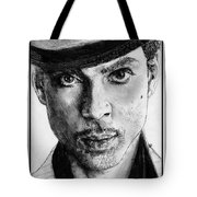 Prince Nelson In 2006 Tote Bag by J McCombie