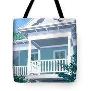 Prince Town Tote Bag by David Holmes
