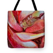 Promise Of Love Tote Bag by Sonali Gangane