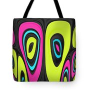 Psychel - 006 Tote Bag by Variance Collections