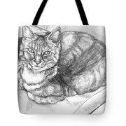Puff Tote Bag by Shana Rowe Jackson