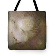 Pure Roses Tote Bag by Susan Candelario