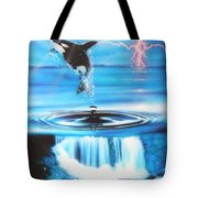 'pure Water Systems' Tote Bag by Christian Chapman Art