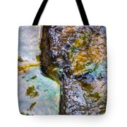 Purl Of A Brook 2 - Featured 3 Tote Bag by Alexander Senin