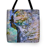 Purl Of A Brook 3 - Featured 3 Tote Bag by Alexander Senin