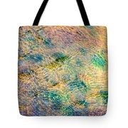 Purl Of A Brook 4 - Featured 3 Tote Bag by Alexander Senin