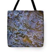 Purl Of A Brook Tote Bag by Alexander Senin