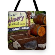 Put In Bay Tote Bag by Frozen in Time Fine Art Photography