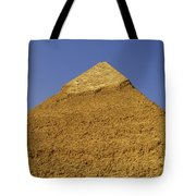 Pyramids Of Giza 06 Tote Bag by Antony McAulay