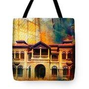 Quaid -e Azam House Flag Staff House Tote Bag by Catf