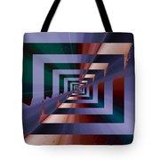 Quantum Conundrum Tote Bag by Tim Allen