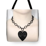 Queen Of Hearts Tote Bag by Evelina Kremsdorf