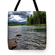 Quiet Whispers Tote Bag by Charles Dobbs