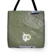 Raft And Boat Tote Bag by John McGraw
