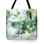 Ragtime Abstract  Art  Tote Bag by Ann Powell
