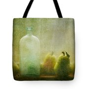 Rainy Days Tote Bag by Amy Weiss