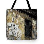 Ramshackled Los Molinos Tote Bag by Heiko Koehrer-Wagner