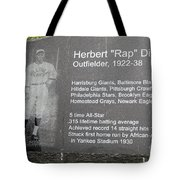 Rap Dixon Tote Bag by Paul W Faust -  Impressions of Light