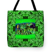 Rattlesnake Abstract Window 20130204p75 Tote Bag by Wingsdomain Art and Photography