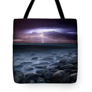 Raw Power Tote Bag by Jorge Maia