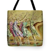 Reach Beyond Limits Tote Bag by Karina Llergo