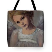 Reading Into Your Soul  Tote Bag by Dorina  Costras
