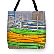 Ready For Summer Tote Bag by Heidi Smith