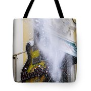 Really Hard Rock - Featured 3 Tote Bag by Alexander Senin