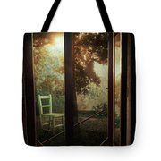 Rear Window Tote Bag by Taylan Soyturk