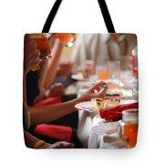 Reception Tote Bag by Michal Bednarek