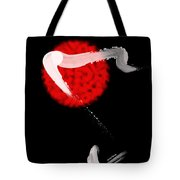 Red Bull Tote Bag by Cheryl Young