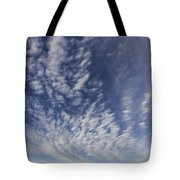Red Center Road Tote Bag by Douglas Barnard