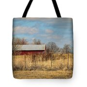 Red Kentucky Relic Tote Bag by Paulette B Wright