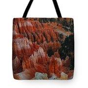 Red Rock Tote Bag by Jeff Swan