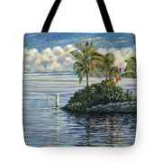 Reef Channel Tote Bag by Danielle  Perry