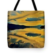 Reflect Tote Bag by Benjamin Yeager