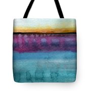Reflection Tote Bag by Linda Woods