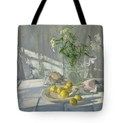 Reflections And Shadows Tote Bag by Timothy  Easton