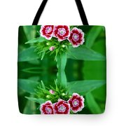 Reflections of a Summer Bouquet Tote Bag by Aimee L Maher Photography and Art