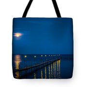 Reflections On Milacs Tote Bag by Paul Freidlund