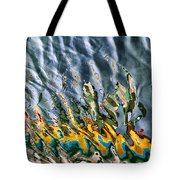 Reflections Tote Bag by Stelios Kleanthous