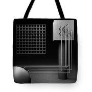 Rehab Tote Bag by Richard Rizzo