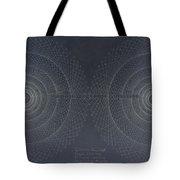 Relativity Tote Bag by Jason Padgett