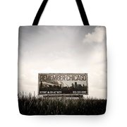 Remember Chicago Tote Bag by Trish Mistric
