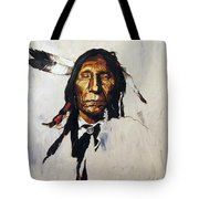 Remember Tote Bag by J W Baker