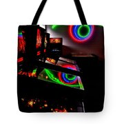 Replicant Arcade Tote Bag by Benjamin Yeager