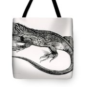 Reptile Tote Bag by English School