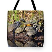 Reptile Refuge Tote Bag by Al Powell Photography USA