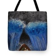 Rest In Him Tote Bag by Cassie Sears
