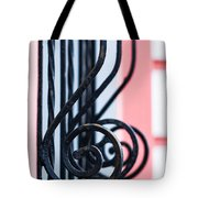 Rhythm Of Architecture - Vertical Format Tote Bag by Alexander Senin
